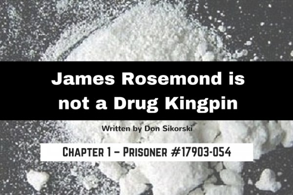 James Rosemond is NOT a Kingpin