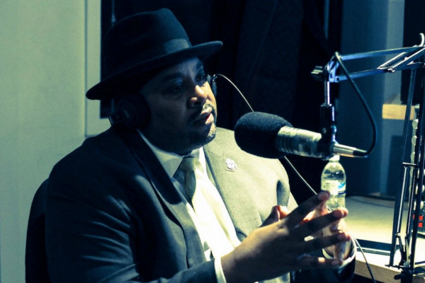 Eric B. on The Combat Jack Show